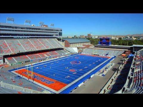 Boise State - Albertsons Stadium