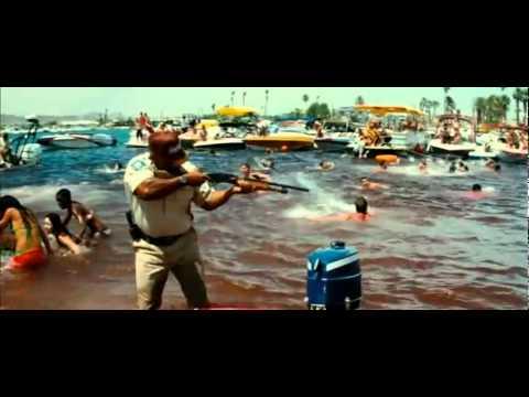 Piranha 3D  2010  -  Lake Victoria Death Scene