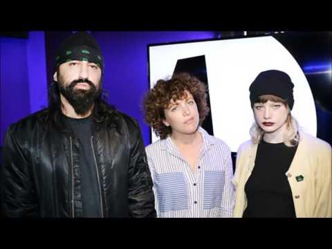 Crystal Castles BBC Radio 1 Interview (July 2016)