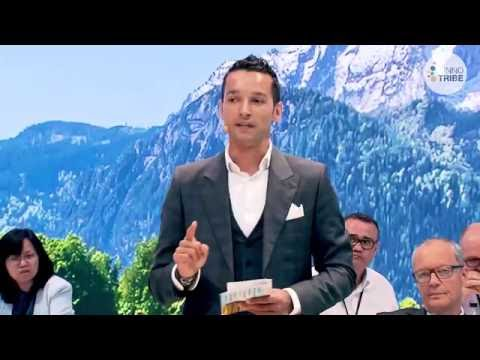 FinTech Hubs: Switzerland - Sibos 2016
