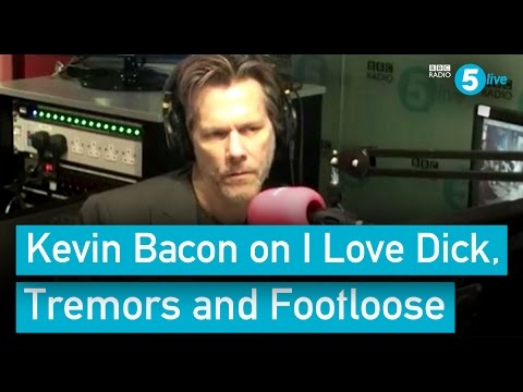 Kevin Bacon on I Love Dick, Tremors, Footloose and more