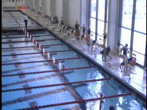 Youngstown State Swimming Diving Highlights Vs Ohio Jan 15 2012 Youtube