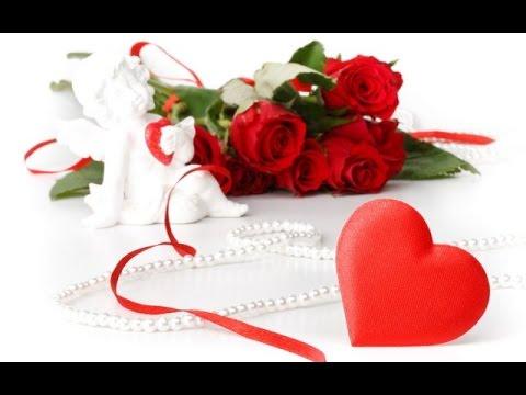 Музыкальная открытка с Днем Святого Валентина
