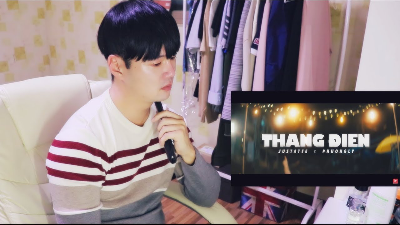 [Con trai Hàn Quốc Reaction] THẰNG ĐIÊN | JUSTATEE x PHƯƠNG LY | OFFICIAL MV #1