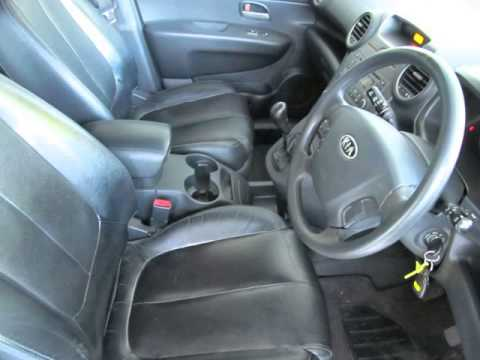 2007 Kia Carens 2 0i 7 Seater New Shape Absolutely Spotless