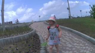 Ейск лето 2017*влог едем в ейск из нижегородской области без остановок