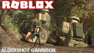 ROBLOX Aldershot Garnison | BA (Britische Armee) | training