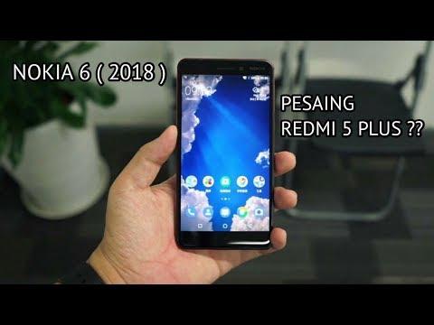 Nokia 6 2018 Indonesia - Spesifikasi Dan Harga   Pesaing Redmi 5 Plus?