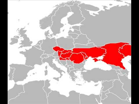 MAPS OF HUNGARIAN HISTORY AD 2009 BC 30 000
