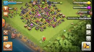 Clash of clans #11 kerst update en geen kerstboom???