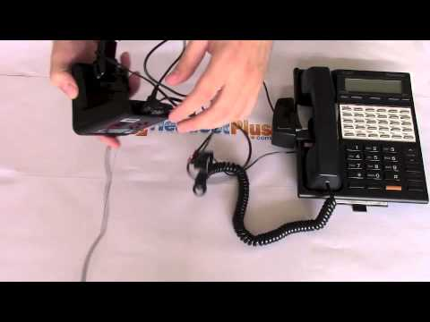 Troubleshoot Plantronics Cs540 Wireless Headset Humming Or Buzzing Youtube