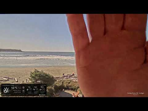 Live From Long Beach Lodge Tofino