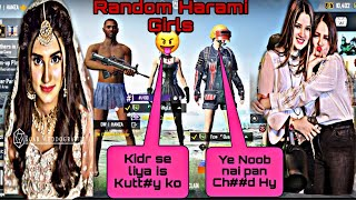 Joining Random Squad Of Naughty Girls 👩❤️👩 Like A Rich Bot World Funniest Video Ever 😂