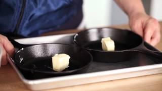 Cast-Iron Pancakes with Ham & Cheese - Freestylin' the #jenisbook Thumbnail