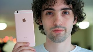 Let's Unbox an iPhone 6S Plus (Rose Gold)
