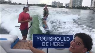 Swag Surfing in SoFlo...
