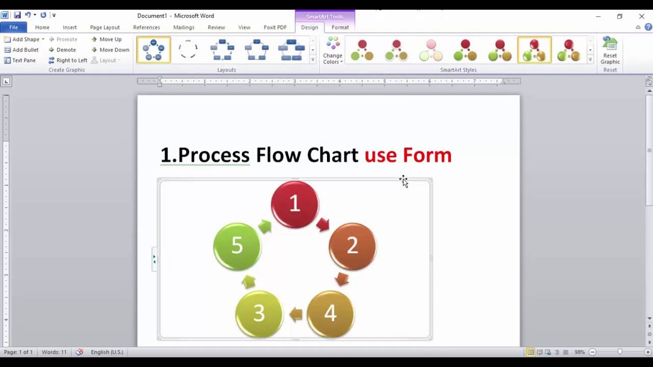 How to draw flow chart with microsoft word youtube how to draw flow chart with microsoft word nvjuhfo Gallery