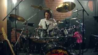 Disturbed - The Vengeful One - Drum Cover - Tyler Van Patten