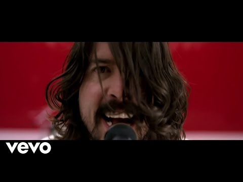 Foo Fighters - The Pretender Official Music Video