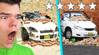 GTA 5 vs. REAL LIFE CHALLENGE! (Reaction)