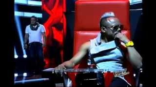 """MICHAEL """"MITOY"""" YONTING- Blind Audition-The Voice PH"""