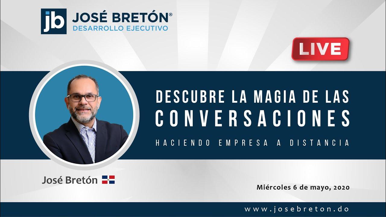 Webinar Descubre la Magia de las Conversaciones