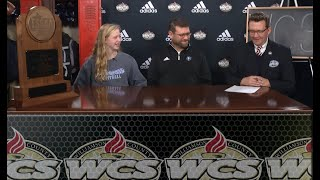 WCS Sports Connection (Coaches Show) #494 - NHS Volleyball State Champions