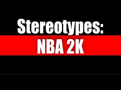 Stereotypes: NBA 2K | CBW Trick Shots