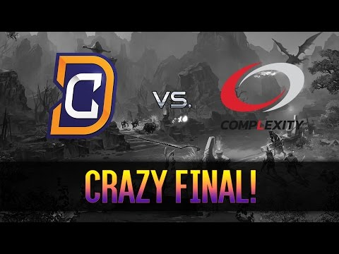 Crazy final! by DC vs compLexity Gaming - TI6 Americas Qualifier