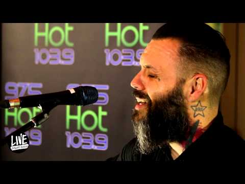 Blue Octobers Justin Furstenfeld  Hate Me   at Aloft in Tempe  HD