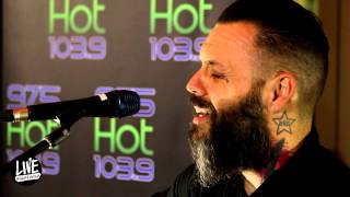Blue October's Justin Furstenfeld - Hate Me - Live at Aloft in Tempe - HD