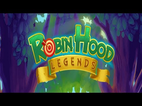 Robin Hood Legends Merge 3 - Big Fish Games - Gameplay - IOS / Andriod