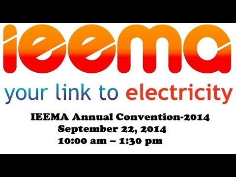 IEEMA Live Event - Annual Convention 2014