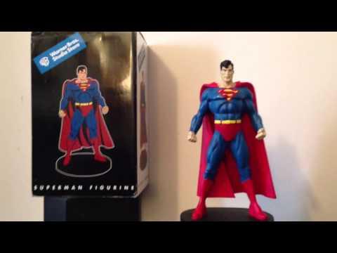 WB Studio Store Superman Statue 1999