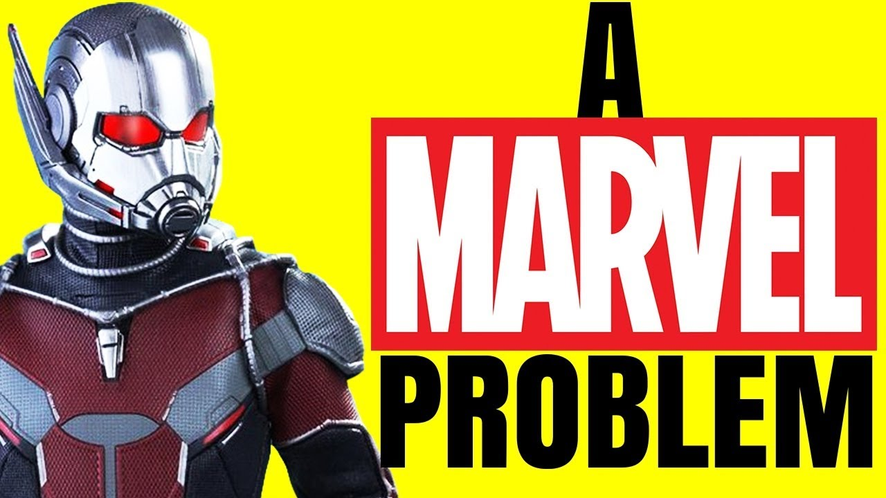 The Problem With Ant-Man & The Wasp's Trailer