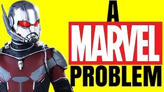 The Problem With Ant-Man & The Wasp