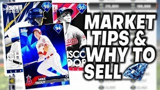 Why You Should SELL Diamonds Now MLB The Show 18 Diamond Dynasty Market Tips