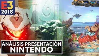 Análisis Presentación Nintendo - E3 2018 | 3GB