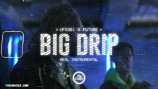 "Ufo361 feat. Future - ""Big Drip"" Instrumental (prod. by Jimmy Torrio, Sonus030 & The Cratez)"