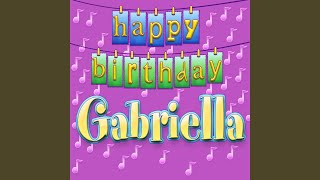 Happy Birthday Gabriella (Personalized)