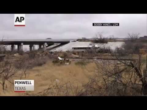 10 People Dead After TX Prison Bus Strikes Train - Raw Video