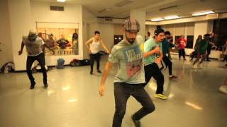 YEAH - USHER (Carlos Neto at Broadway Dance Center NYC)