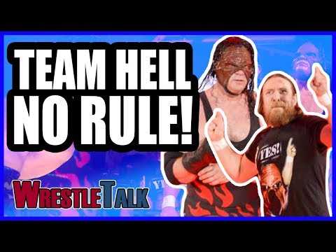 Kane And Daniel Bryan Are AWESOME! | WWE Smackdown Live July 10, 2018 Review