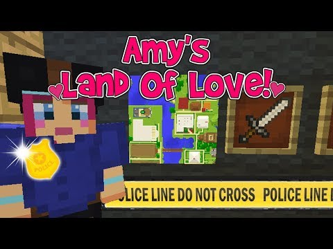 POLICE STATION! | Amy's Land Of Love! Ep.191