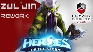 Heroes of the Storm (Gameplay) - Junkrat Grenade Build (HotS Junkrat Gameplay Quick Match)