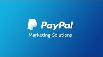 PayPal Marketing Solutions: strumenti di marketing per le piccole imprese