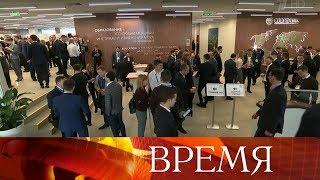 Первый полуфинал конкурса «Лидеры России» стартовал в Центральном федеральном округе.