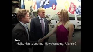 Indians Must See Donald Trump Touching Boobs Of This Lady