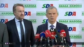 KONKRETAN I SADRŽAJAN SASTANAK IZETBEGOVIĆA I RADONČIĆA (20 02 2019