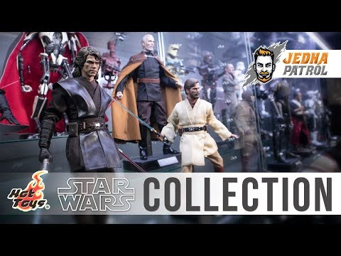 My $10000 Star Wars Hot Toys Collection